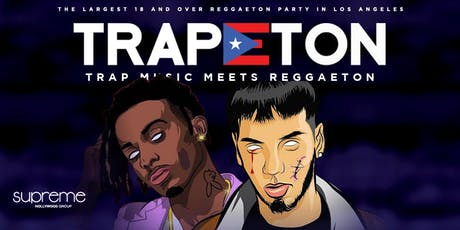 TRAPETON PARTY @ CARNAVAL POMONA / HALLOWEEN NIGHT / HIP-HOP & REGGAETON tickets