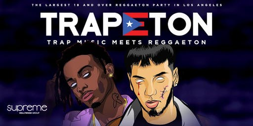 TRAPETON PARTY @ CARNAVAL POMONA / HALLOWEEN NIGHT / HIP-HOP & REGGAETON
