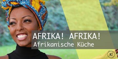 AFRIKA! AFRIKA! - Afrikanische Küche mit Magda Tedla Tickets