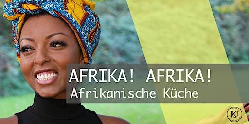 AFRIKA! AFRIKA! - Afrikanische Küche mit Magda Tedla