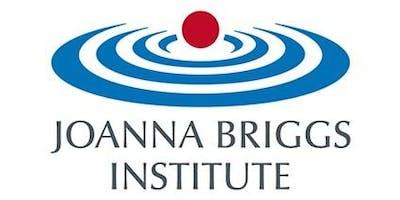 JBI Evidence Implementation Workshop - ADELAIDE-September
