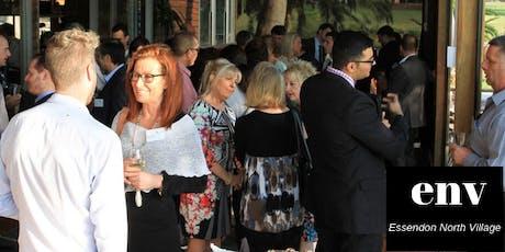 Essendon North Village - Business Networking Evening tickets
