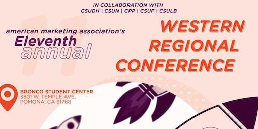 Western Regional Conference 2019