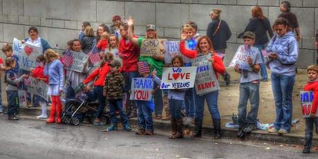 Veterans Day Parade- Downtown Nashville tickets