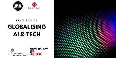 Panel session - Globalising AI and Tech tickets