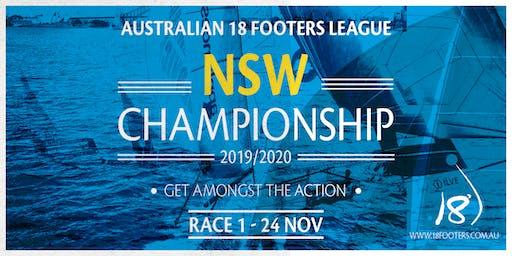 NSW Championship - Race 1