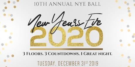 Dallas NYE Ball (10th Annual) tickets