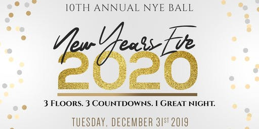Dallas NYE Ball (10th Annual)