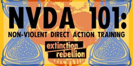 Sydney Non-Violent Direct Action Training tickets