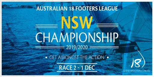 NSW Championship - Race 2