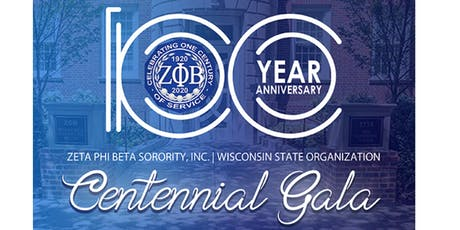 Wisconsin Zetas Centennial Gala tickets