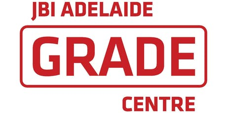 JBI GRADE Workshop - ADELAIDE - March tickets