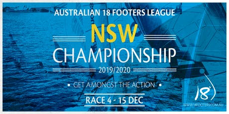 NSW Championship - Race 4 tickets