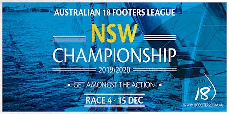 NSW Championship - Race 4 tickets