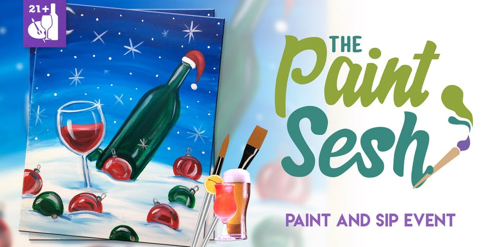 """Paint and Sip in Riverside, CA - """"Once upon a Wine"""""""