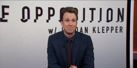 Jordan Klepper LIVE from The Opposition & The Daily Show at the Arlington Drafthouse tickets