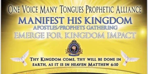 MHK Apostles/Prophets Gathering