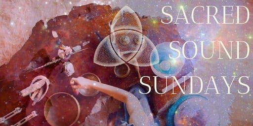SACRED SOUND SUNDAY: MerA Mu & Cypress Dubin