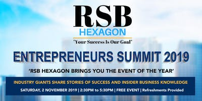 ENTREPRENEURS SUMMIT 2019