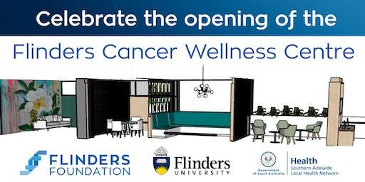 Flinders Cancer Wellness Centre Opening