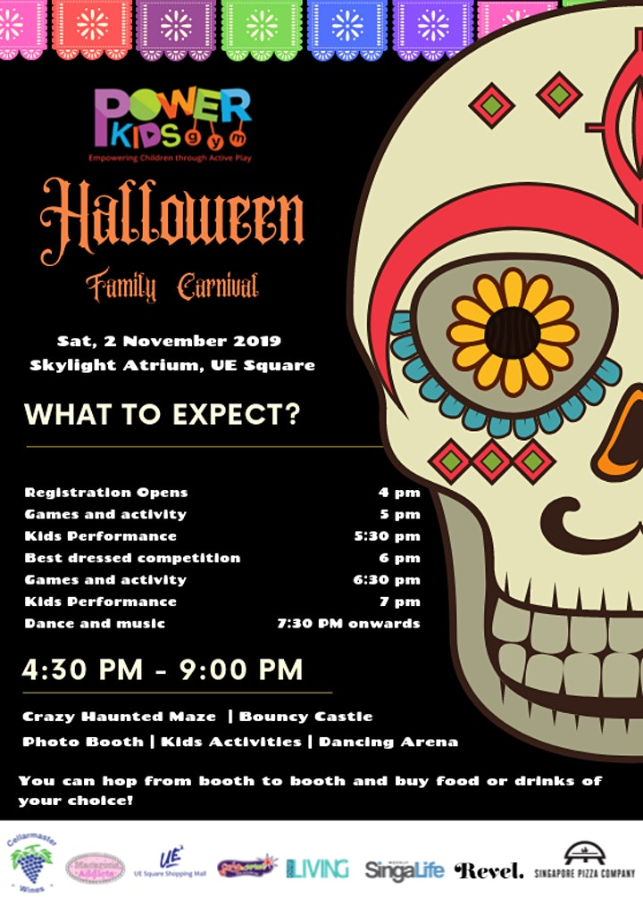 Halloween Family Carnival image