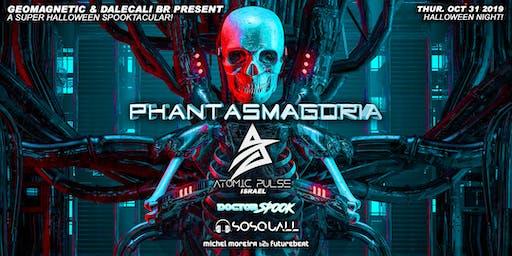 Phantasmagoria w Atomic Pulse, Dr.Spook, SoQuall Halloween Thur Oct 31 2019