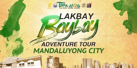 Lakbay Baybay 2019 - Mandaluyong City tickets