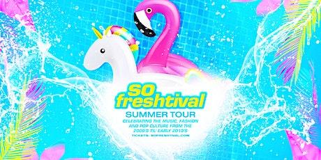 So Freshtival Summer Cairns 2020 tickets