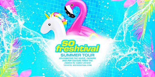 So Freshtival Summer Cairns 2020