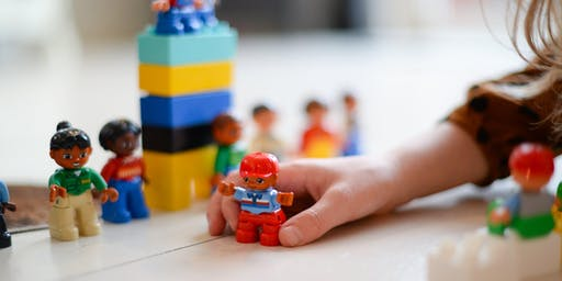 Lego Club @ Kingston Library