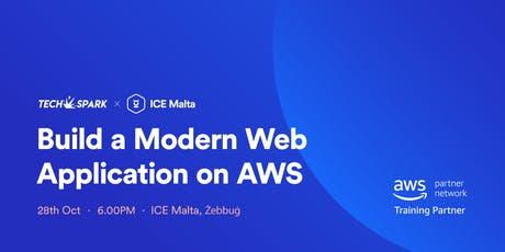 Building a Modern Web Application on AWS tickets