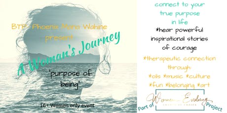 A Womans's Journey tickets