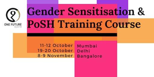 Certificate Course on Gender Sensitisation & PoSH Training Course