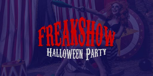Freak Show Halloween Party - Beer Baron Pleasanton