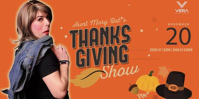 Aunt Mary Pat's Thanksgiving Comedy Show