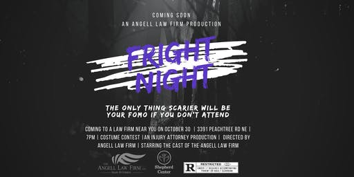 The Angell Law Firm's Fright Night
