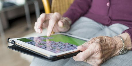 iPad Help for Seniors - Adult Event tickets