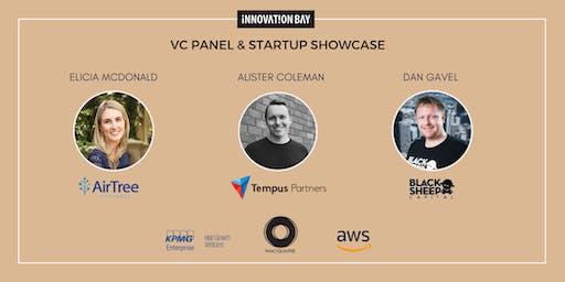 Innovation Bay Brisbane: VC Panel & Startup Showcase