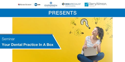Seminar - Your Dental Practice In A Box