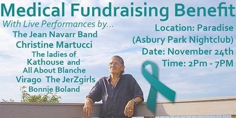 Arlene Tocci Cancer Benefit tickets
