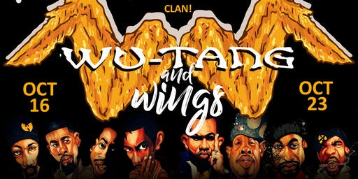 THA UNION ENTERTAINMENT x stART UP PROMOTIONS PRESENTS: Wu-tang & Wings