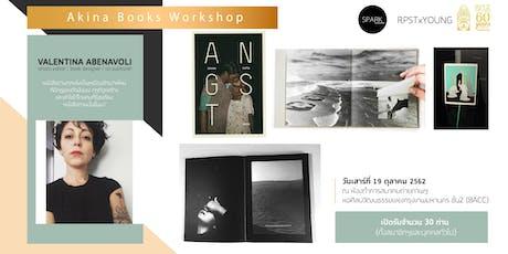 Valentina Abenavoli : Photo editor/Book designer/Co-publisher tickets