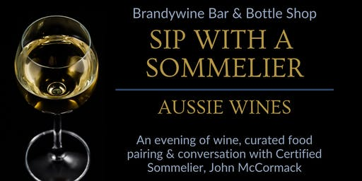 Sip with a Sommelier - Aussie Wines