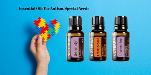 Essential Oils for Autism and Special Needs