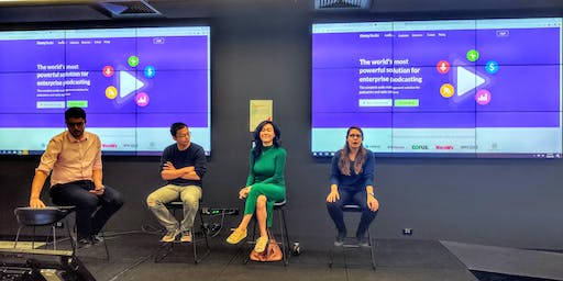 Fundraising For Startups - Founder & Investor Perspectives x WeWork