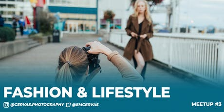 Photoshoot Meetup #3: Fashion & Lifestyle tickets