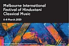 Melbourne International Festival of Hindustani Classical Music logo