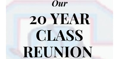 South High Rebels Class of 2000 - 20 YEAR CLASS REUNION