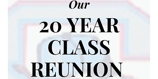 South High Rebels Class of 2000 - 20 YEAR CLASS REUNION