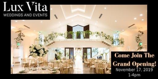 Lux Vita Grand Opening